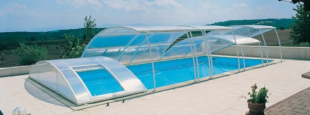 SABIC offers Lexan products for Pool Covers