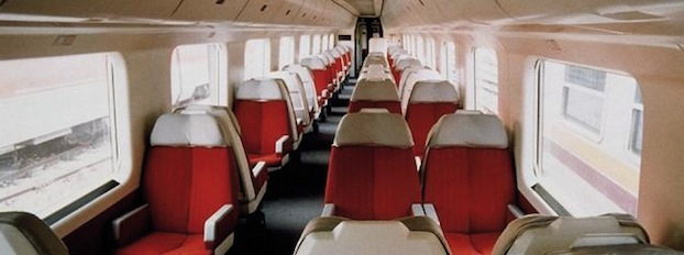 SABIC's Lexan sheet for railway interiors