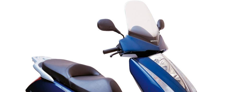 SABIC Lexan* for Motorcycle Windscreens