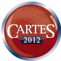 Cartes 2012 logo