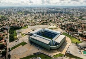 Arena Pantanal in Cuiaba